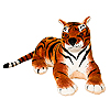 Тигр огромный